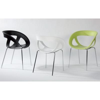EDEN, fauteuil polypro empilable