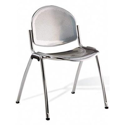 Chaise DIAMS métallique