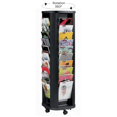 Carrousel mobile 40 cases A4