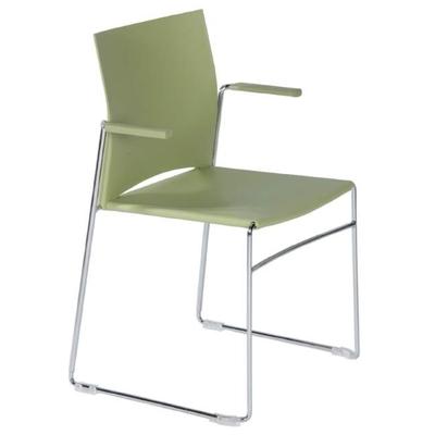 Chaise LINO, accrochable, empilable par 15