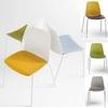 Quelques chaises de différentes associations de couleur