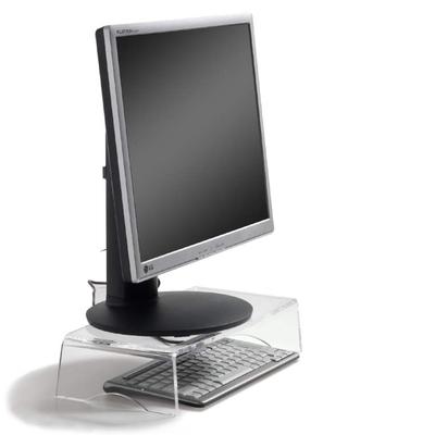 Rehausseur écran QR90, sans réglage de hauteur.