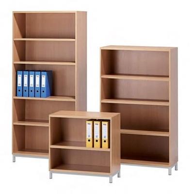 Bibliothèque ouverte ADRIANA, 3 dimensions.