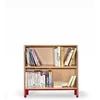 Bibliothèque ouverte ADRIANA, hauteur 90 cm, 1 tablette