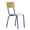 Chaise JULIAN (assise et dossier en applique)