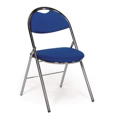Chaise pliante ASAR, grand confort, 4 coloris