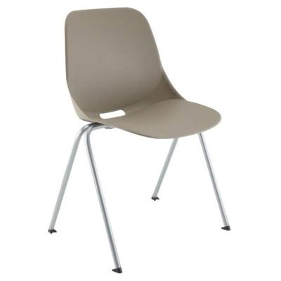BAKEA, chaise Polypro empilable