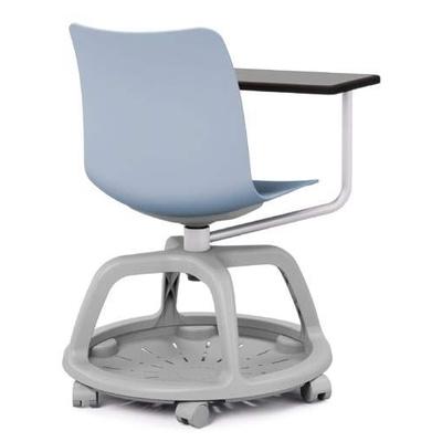 LEARN, chaise spéciale Formation, coloris Saumon