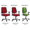 MAXX jusque 250 kg : 3 modèles en fonction de la largeur d'assise.