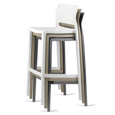 Tabouret haut STYLE, empilable