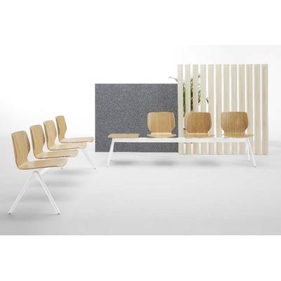 NIMES poutre, sièges bois ergonomiques