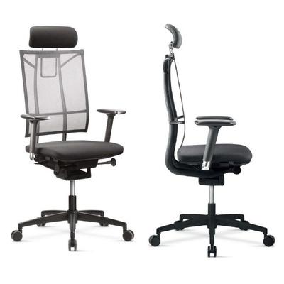Fauteuil ergonomique SAIL-GT, grand confort, avec ou sans têtière.