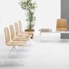 Poutre Design ANNA, assises et tablette en chêne