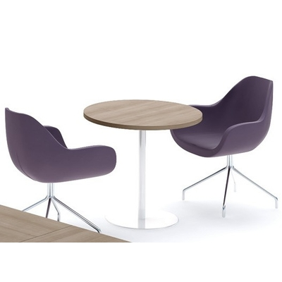 Table ronde MYTO, Ø80 ou 120 cm