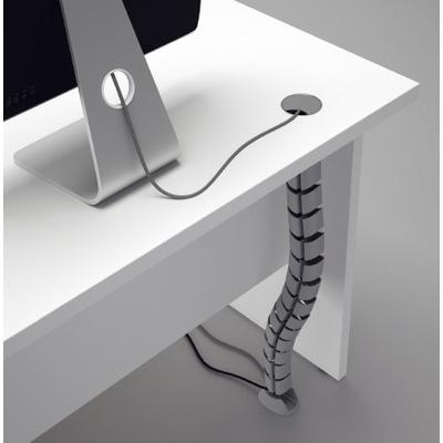 Colonne vertébrale pour montée de câbles