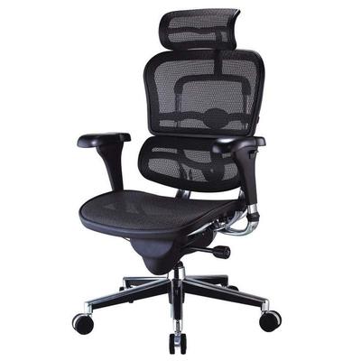 TEKNO, fauteuil ergonomique pour manager, adapté au travail intensif 24h/24